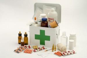 Разные формы лекарств