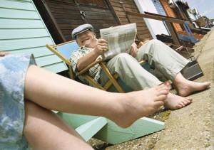 отечность ног у пожилых людей. лечение