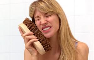 устранение сухости кожи дома