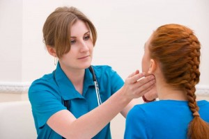увеличение лимфоузлов на шее у детей