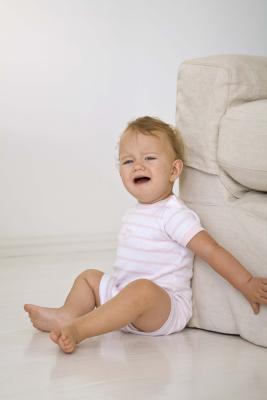 Почему у малыша трясётся нижняя губа
