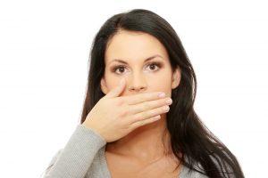 Симптомы горечи во рту