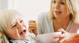 Нельзя заставлять ребенка есть