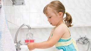 Мытье рук- залог здоровья