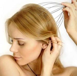 Массаж головы как лечение