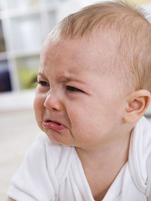 насморк и кашель при прорезывании зубов
