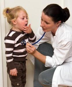 осипший голос и кашель у ребенка