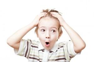 выпадение волос у детей причины