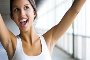 Здоровые подмышки - счастливый человек