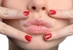 Сыпь на губах