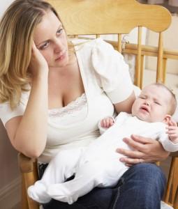 Слабость после родов