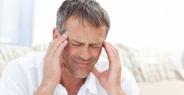 головная боль в области лба и глаз