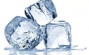 Необходимо приложить лед