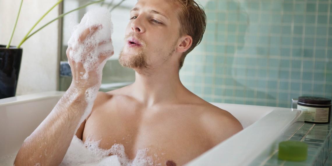 Гигиена интим мест для мужчин