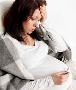 Повышенная температура при беременности на ранних сроках