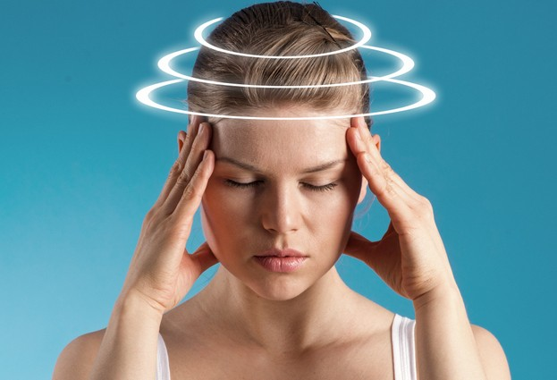 при повороте головы головокружение