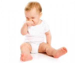 насморк при прорезывании зубов как лечить