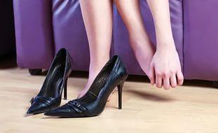 боль в пальцах ног при ходьбе