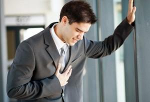 боль в груди и спине