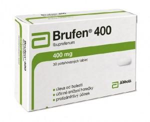 Бруфен: таблетки