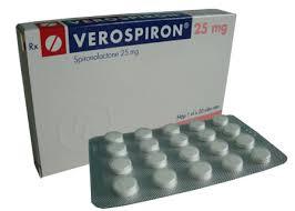 маннит или верошпирон