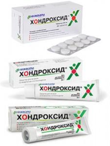 препарат хондроксид