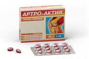 артро таблетки для суставов