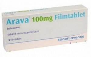 препарат арава