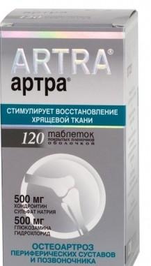 лекарство артра