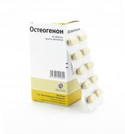 как принимать остеогенон