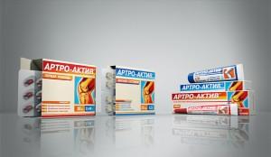 артро актив таблетки