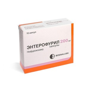 фуразолидон от чего помогает