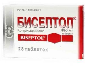 бисептол антибиотик или нет