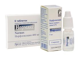 норбактин при цистите