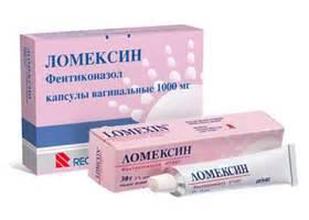 ломексин от молочницы
