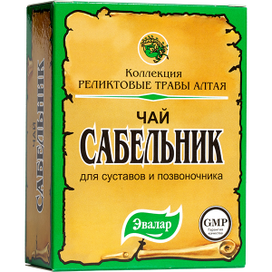 Чай Сабельника