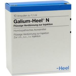 галиум хель
