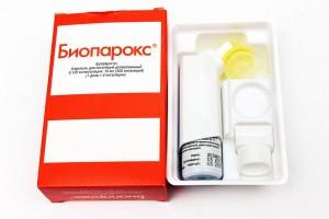биопарокс инструкция по применению