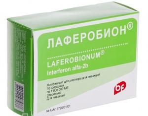 Ампулах можно ли глаз в лаферобион для лечения инструкция использовать