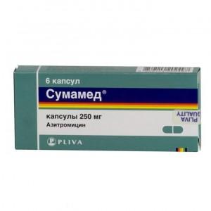 экомед азитромицин