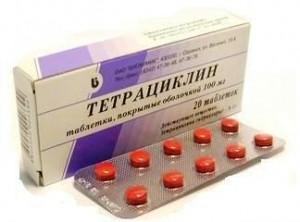 тетрациклин таблетки от чего помогает