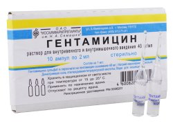 лечение стрептомицином