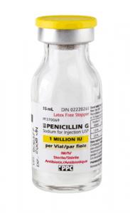 лечение сифилиса пенициллин