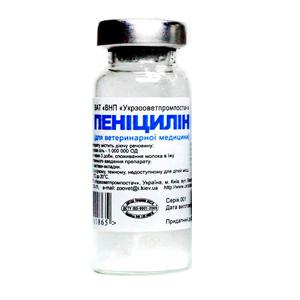 назначали пенициллин