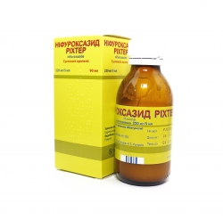 нифуроксазид рихтер сироп