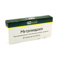 метронидазол или тинидазол что лучше