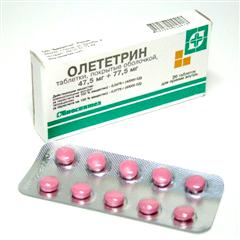 Олететрин