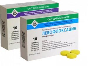 глево антибиотик
