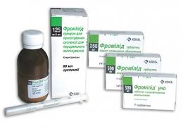 кларитромицин тева