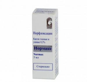 норфлоксацин при цистите